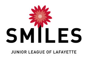 Junior League of Lafayette SMILES logo
