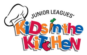 Junior League of Lafayette's Kids in the Kitchen logo