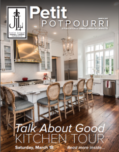 Petit Potpourri March 2017 Cover Image